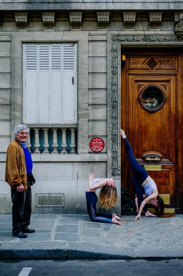 YogaGraphy - YogaGraphie