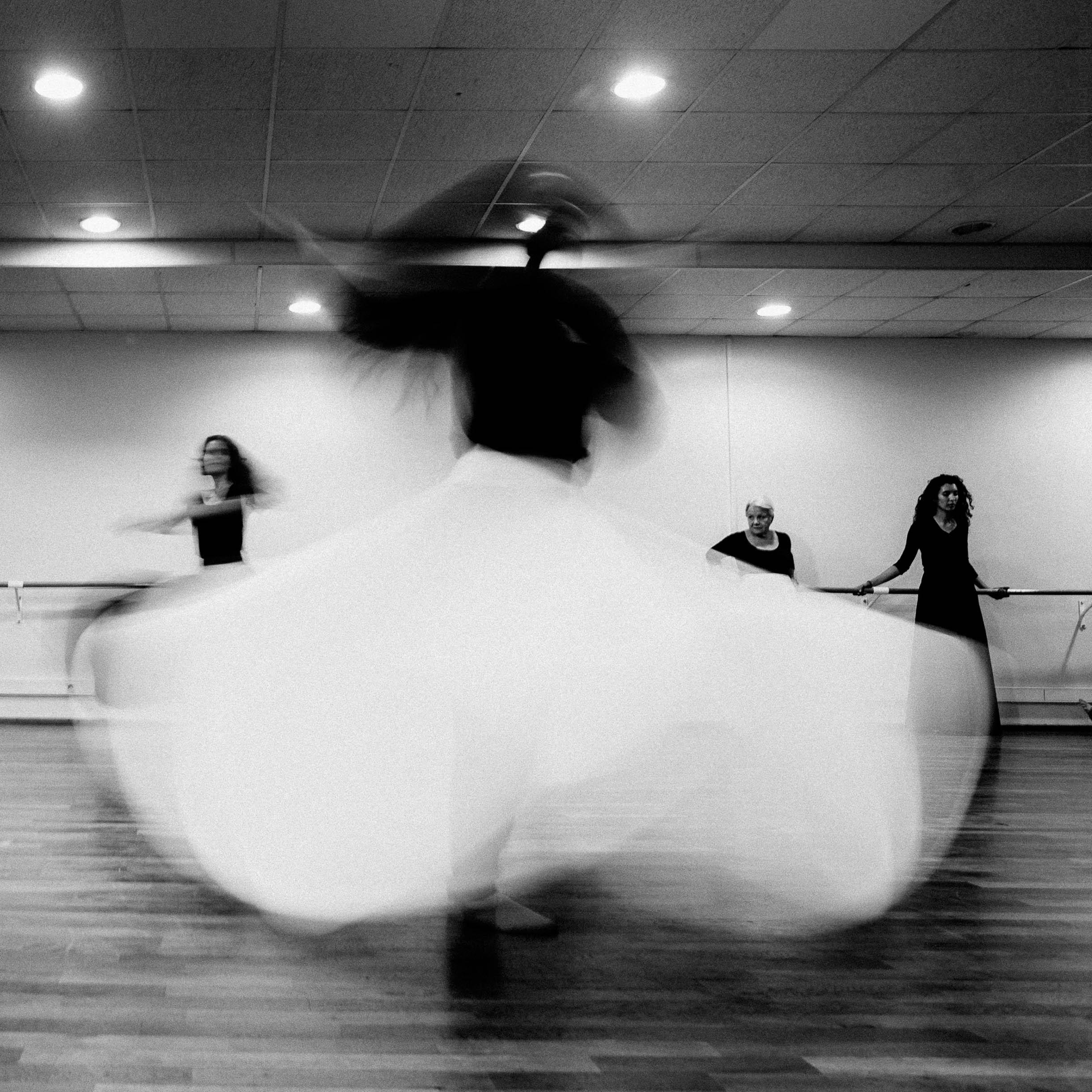 Trans n Dance - Sufi Dance - Transe'En'Danse - Danse Soufie - Rana Gorgani