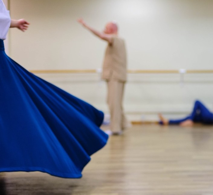 Trans'n'Dance - Sufi Dance | TranseEnDanse - Dans Soufie par Rana Gorgani