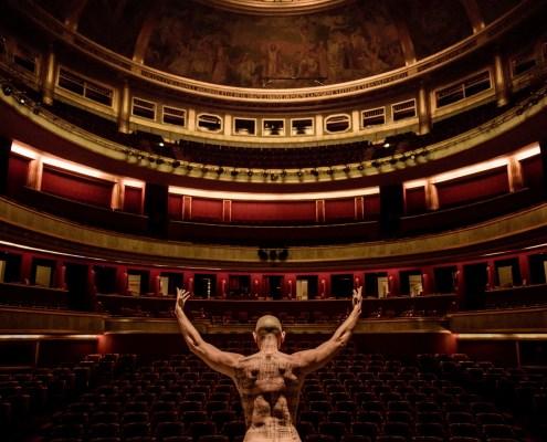 An evening at the Théâtre des Champs-Elysées - Une soirée au théâtre des champs-Elysées