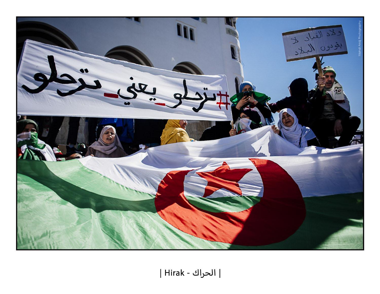 Hirak - الحراك - Mouvement du 22 Février 2019 - Algérie - The Algerian protests