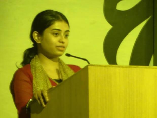 3. Public Speaking