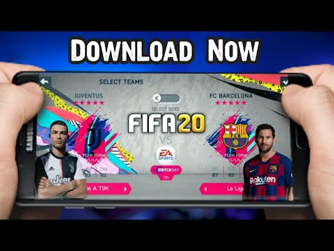 How to Play FIFA 20 Offline in Your Android Phone