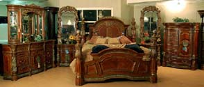 mahogany and more - bedroom sets