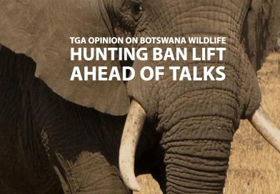 TGA Opinion on Botswana's Wildlife Management Programme