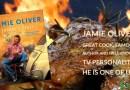 The TGA Salutes Jamie Oliver…