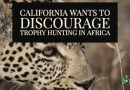 California Prohibition on Wildlife Trophies
