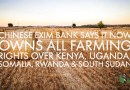Bank Owns Farming Rights over 5 African Countries