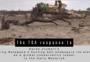 The TGA's Response to Dereck Joubert's article in the Daily Maverick