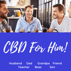CBD for Him