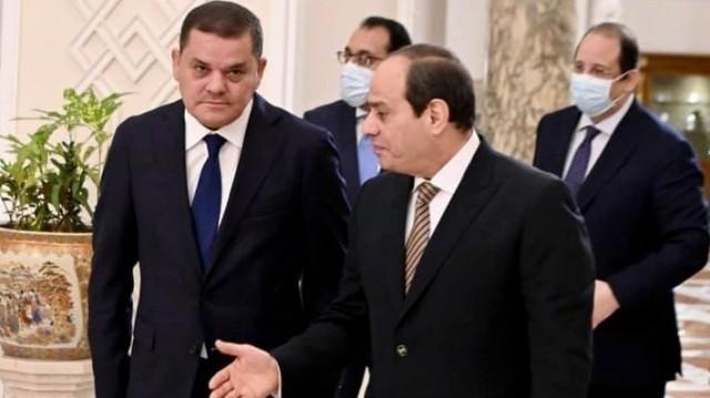 الدبيبة: الرئيس السيسي أكد أن مصر ستكون دائمًا إلى جانب الشعب الليبي    أخبار مصر   محطة مصر
