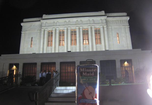 Az Mesa lds temple 00242