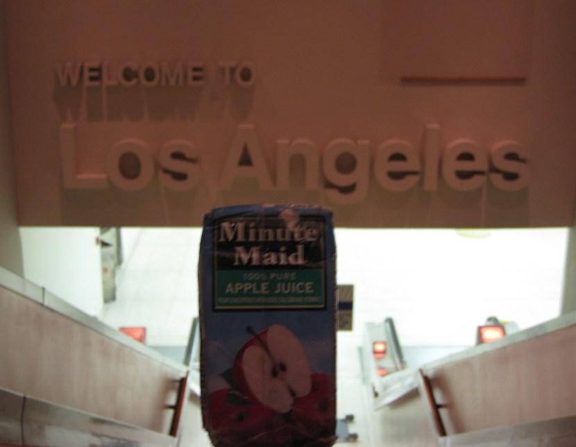 Ca Los Angeles Sign 0297