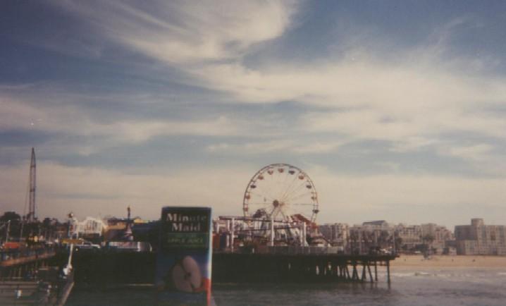 Ca Santa Monica Pier 01