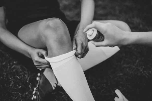 Faire du sport sans se blesser