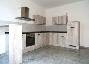 Mietwohnung Bad Gottleuba - Küche