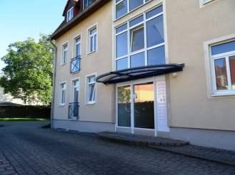 Ferienwohnung Dresden Lockwitz Hauseingang