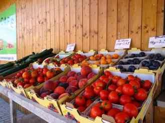 Ferienwohnung Dresden Lockwitz - Obst und Gemüse Regionaler Erzeuger