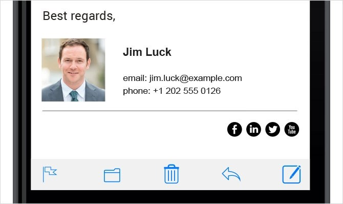 Perfect Email Signature For Personal Email How To Sign
