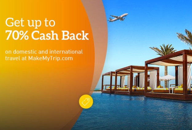 Makemytrip American Express Card
