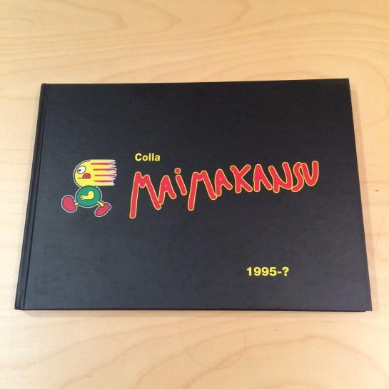 El llibre de la Colla Maimakansu