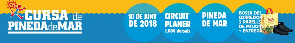 10/06/2018  Cursa de Pineda