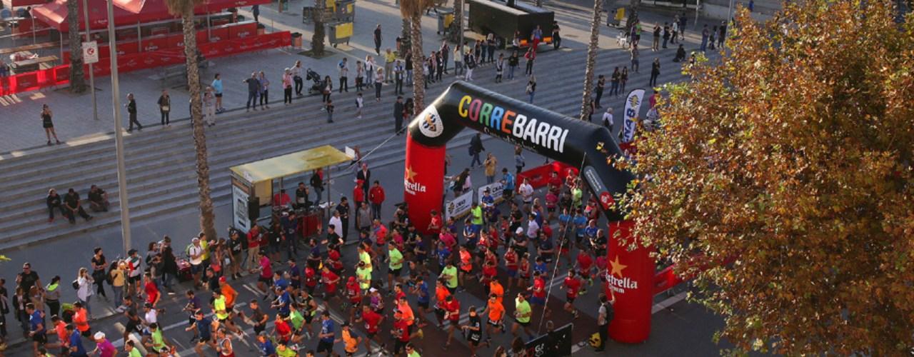 14/10/2018 Cursa Correbarri 10 km