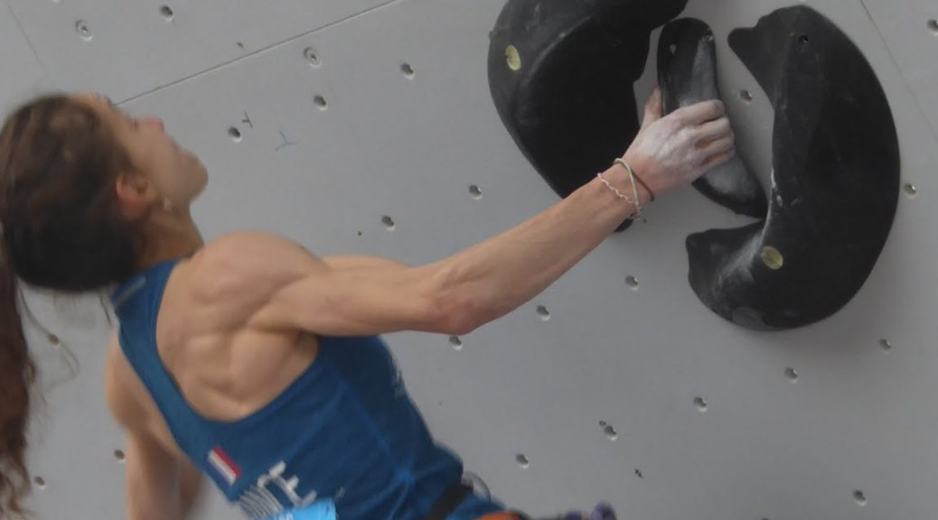 climbing and fitness