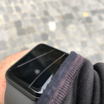 Indoor Climbing and the Apple Watch