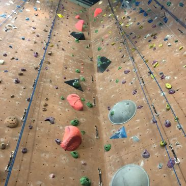 A gentle increase in climbing ability