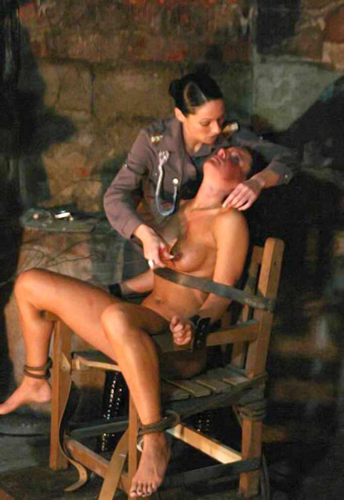 Bdsm interrogation
