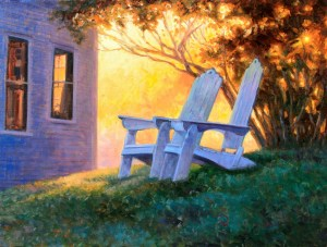 Summer Chairs - Abbie Williams