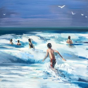 Surf Riders by Craig Mooney