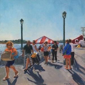 5 O'Clock Ferry by Karen McManus