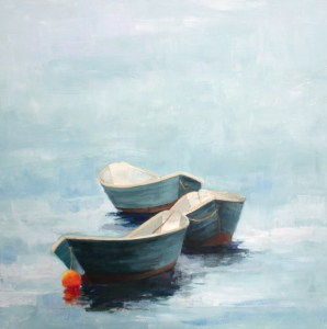 Dories 1 by Ellen Granter