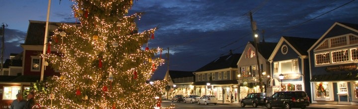 The Most Wonderful Time of the Year – Kennebunkport's Christmas Prelude