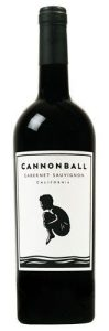 Cannonball Cabernet Sauvignon Bottle