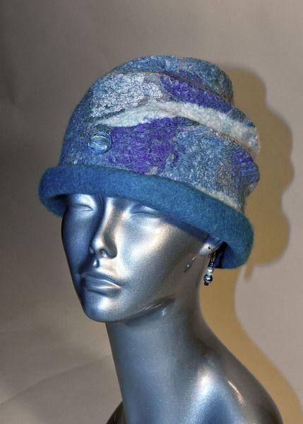 Hydrangea Hat