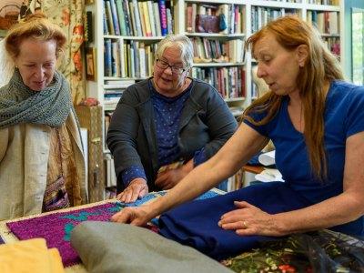 Barbara Burns' Tapestry Studio