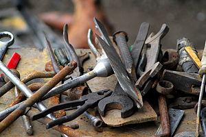 English: Tools