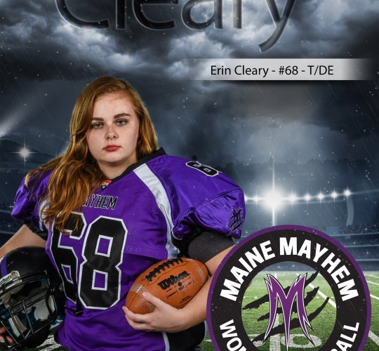 2018 Cleary