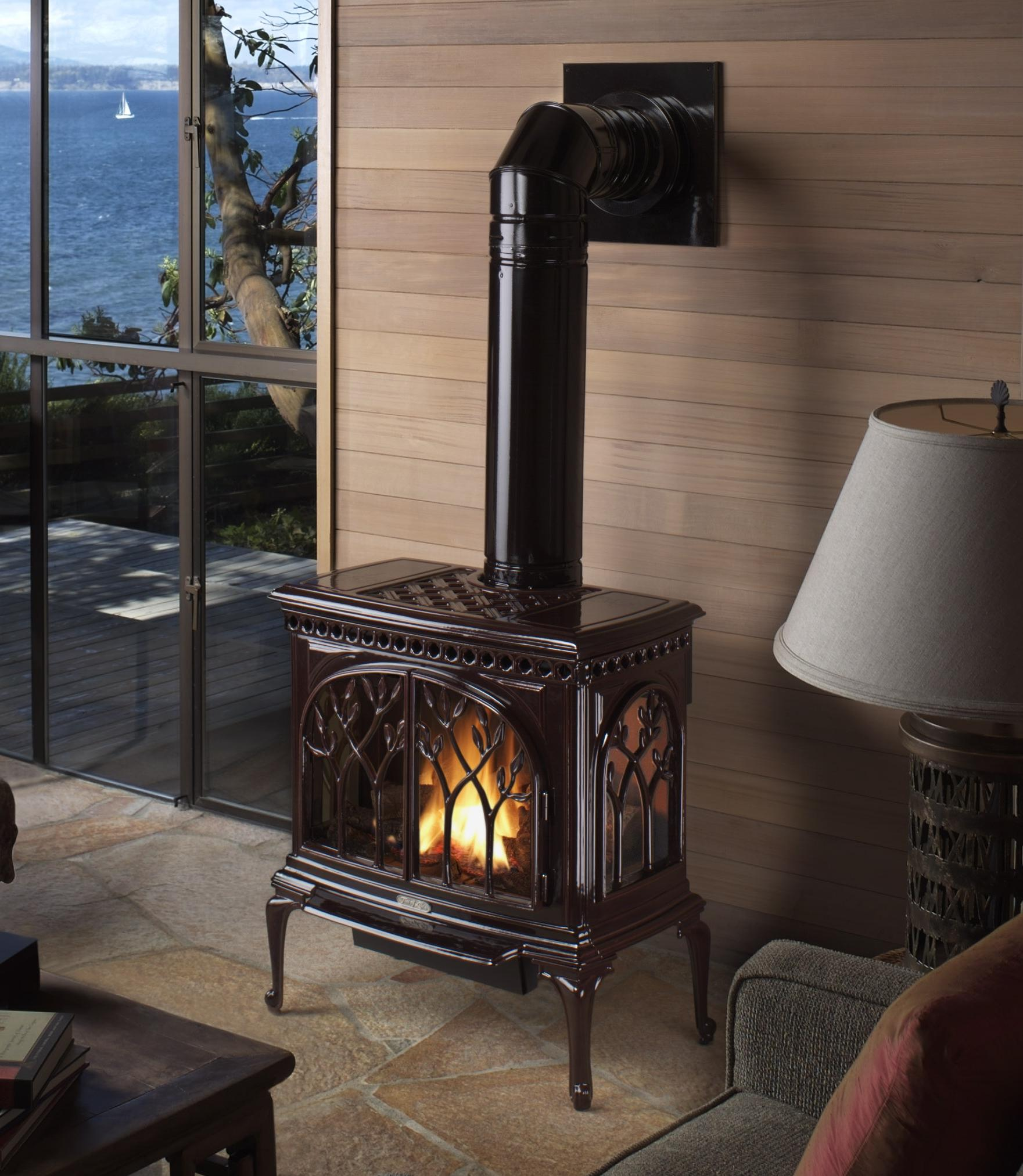 Pellet Gas And Wood Stoves