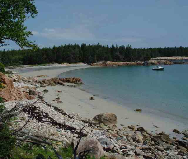 Old Quarry Adventures In Stonington Maine Offers Day Trips To Marshall Island Which