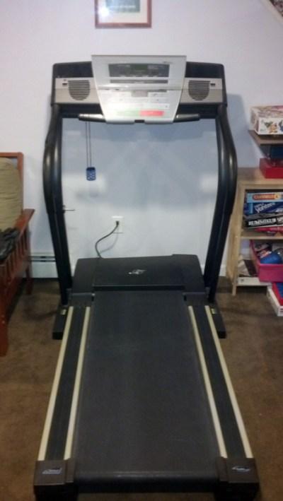 NordicTrack C1900 Treadmill Service – Maine Treadmill Repair