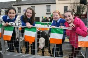 St. Patrick's Day Parade in Castleisland 17-3-2014