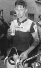 Kerry RÁS Tailteann team member, Dan Ahern pictured in 1963.