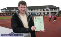 Kerry Co Juvenile Track & Field Championships 3-5-2014