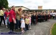 Bishop Ray Browne at Muire Gan Sm‡l 5-6-2014