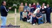 Preparing for the Castleisland Races 17/06/2004