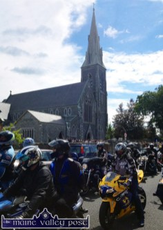 Dan Riordan Funeral 30-6-2014